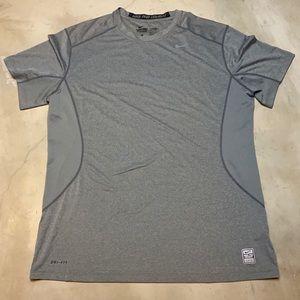 Nike Pro Combat Dri-Fit Fitted Shirt